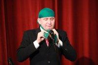 Святослав Ещенко поразил зрителей новой программой в Доме Музыки