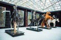 Звезды попали  в «Inferno» на выставке In Dante Veritas