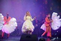 Надежда Ангарская представила свою сольную программу