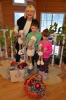 Маргарита Суханкина спасла символ нового года