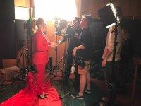 Анастасия Спиридонова собрала участников «Голоса»
