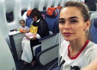 Анна Хилькевич улетела с детьми в Таиланд на Новый год