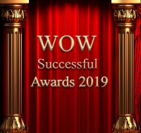 Премия «WOW Successful Awards 2019»