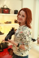 Marie Claire провёл осенний фестиваль Shoes First в ГУМе