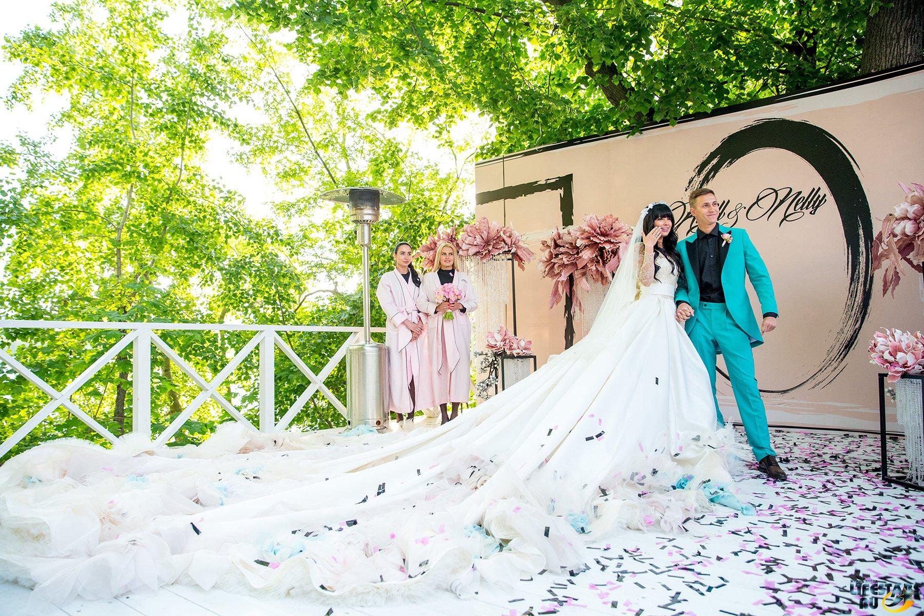 Свадьба нелли ермолаева кирилла андреева фото свадьбы