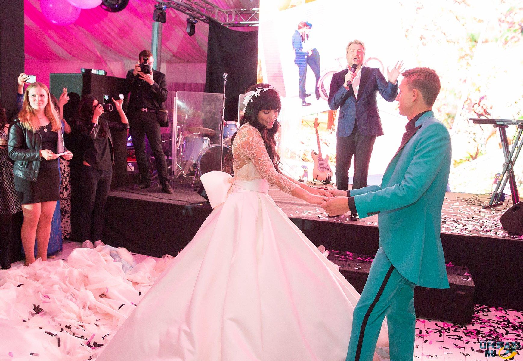Фото свадьбы ермолаевой кузнецова